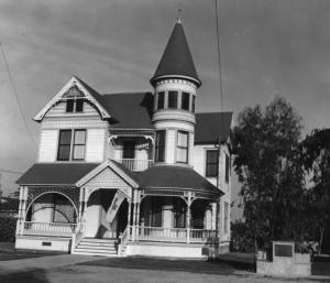 Red Cross House (Historically the Residence of John G. Woelke)